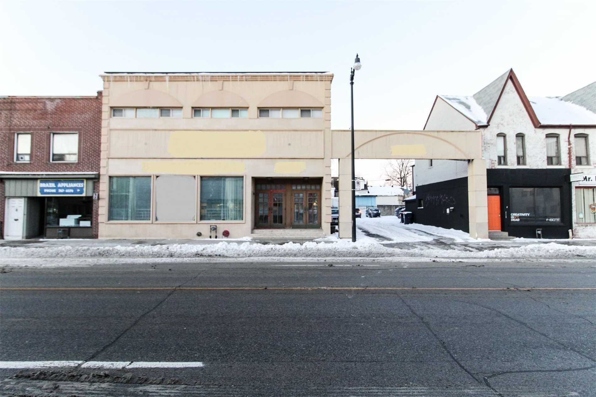 Commercial Property For Lease At 3276 Dundas St Toronto Ontario
