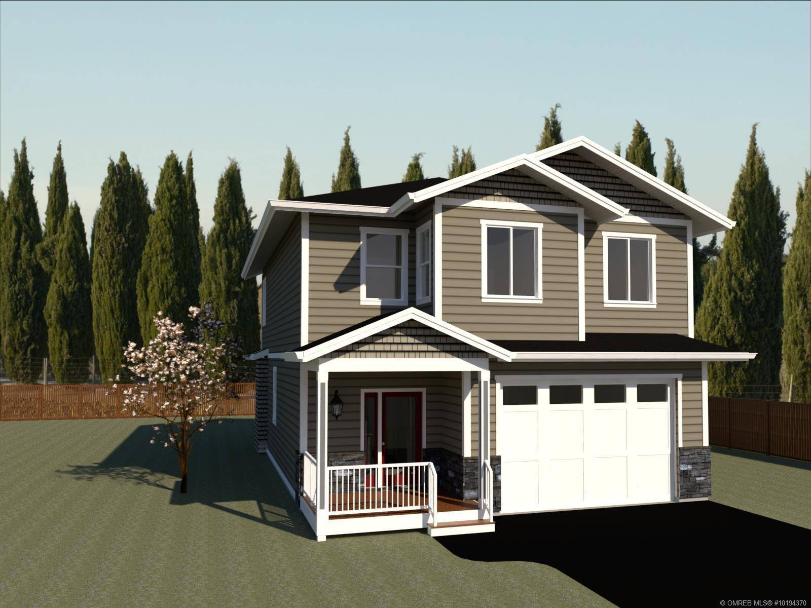 House for sale at 3278 Birban Ave Armstrong British Columbia - MLS: 10194370