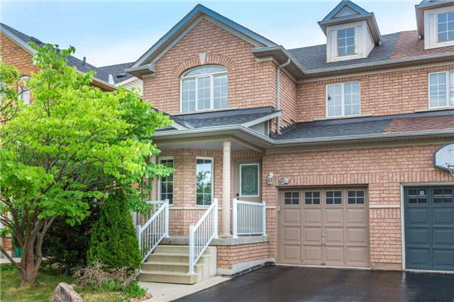For Sale: 3278 Springrun Way, Mississauga, ON | 3 Bed, 4 Bath Townhouse for $789,000. See 13 photos!