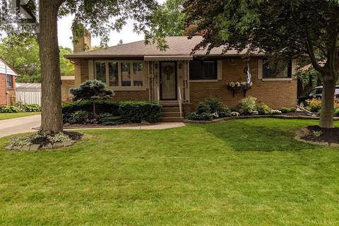 House for sale at 3279 Mckay Ave Windsor Ontario - MLS: 19019941