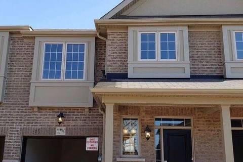 Townhouse for rent at 3279 Mockingbird Circ Oakville Ontario - MLS: W4605388