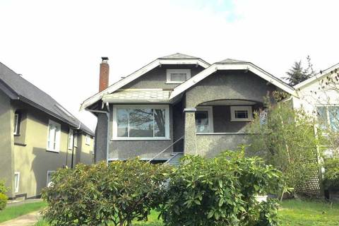 House for sale at 3279 11th Ave W Vancouver British Columbia - MLS: R2383057