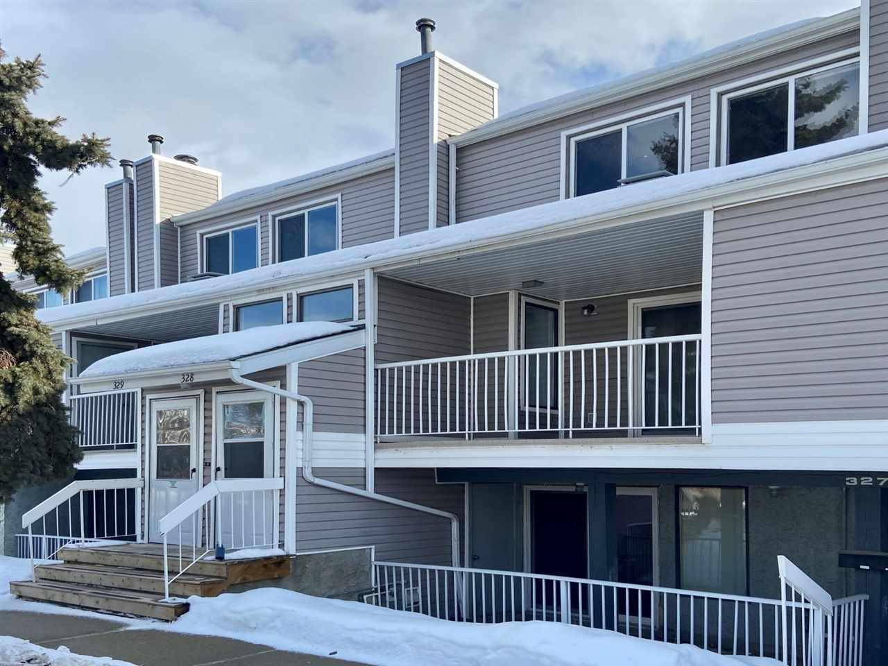 Townhouse for sale at 10404 24 Ave Nw Unit 328 Edmonton Alberta - MLS: E4192139