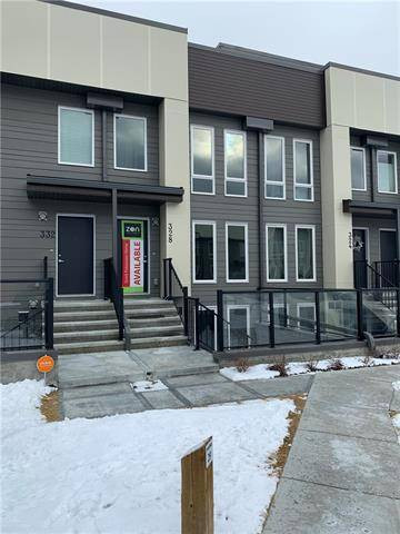 Townhouse for sale at 19500 37 St Southeast Unit 328 Calgary Alberta - MLS: C4292995