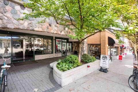 Condo for sale at 2680 4th Ave W Unit 328 Vancouver British Columbia - MLS: R2394861