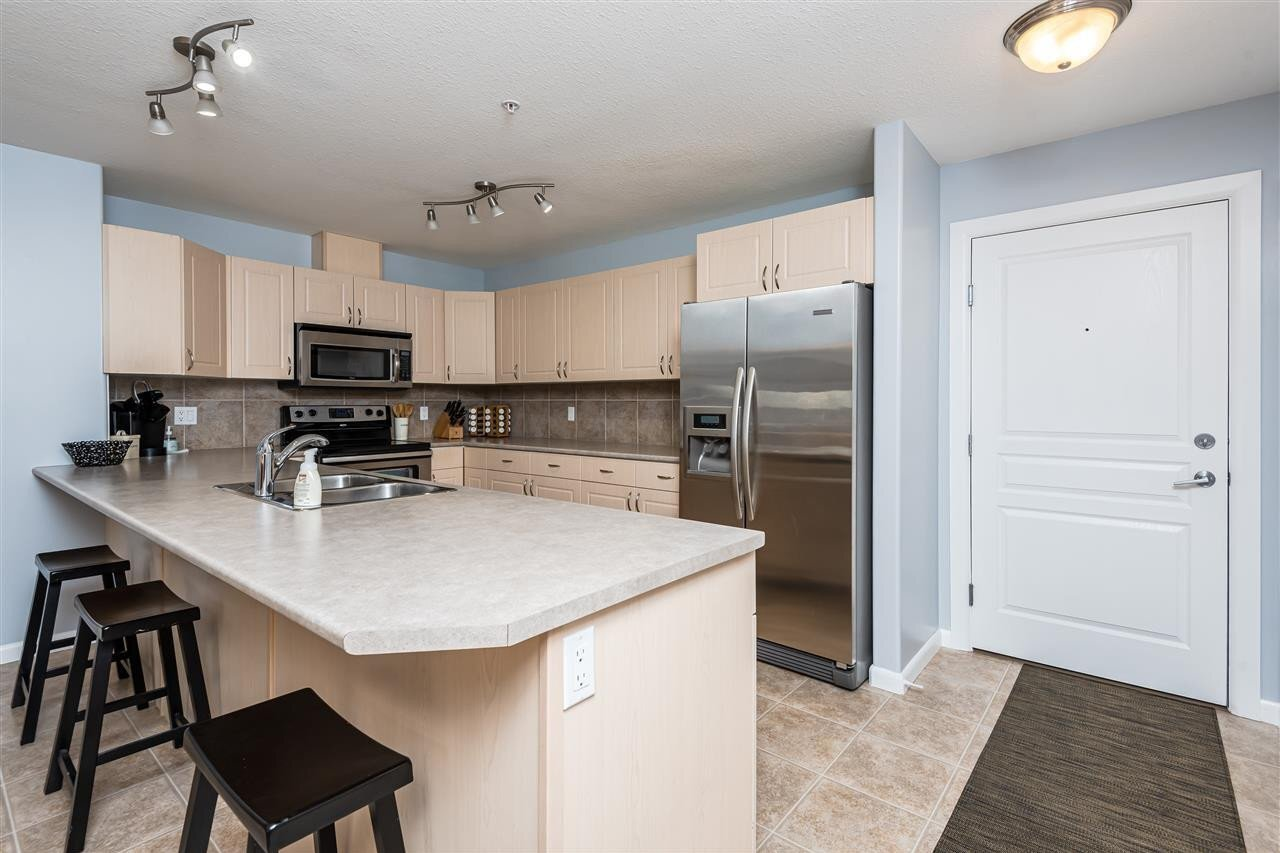 Condo for sale at 300 Palisades Wy Unit 328 Sherwood Park Alberta - MLS: E4219829