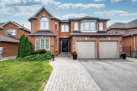 House for sale at 328 Alex Doner Dr Newmarket Ontario - MLS: N4851485