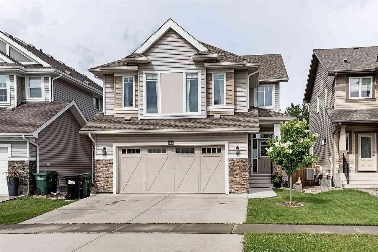 House for sale at 328 Campbell Dr Sherwood Park Alberta - MLS: E4204769