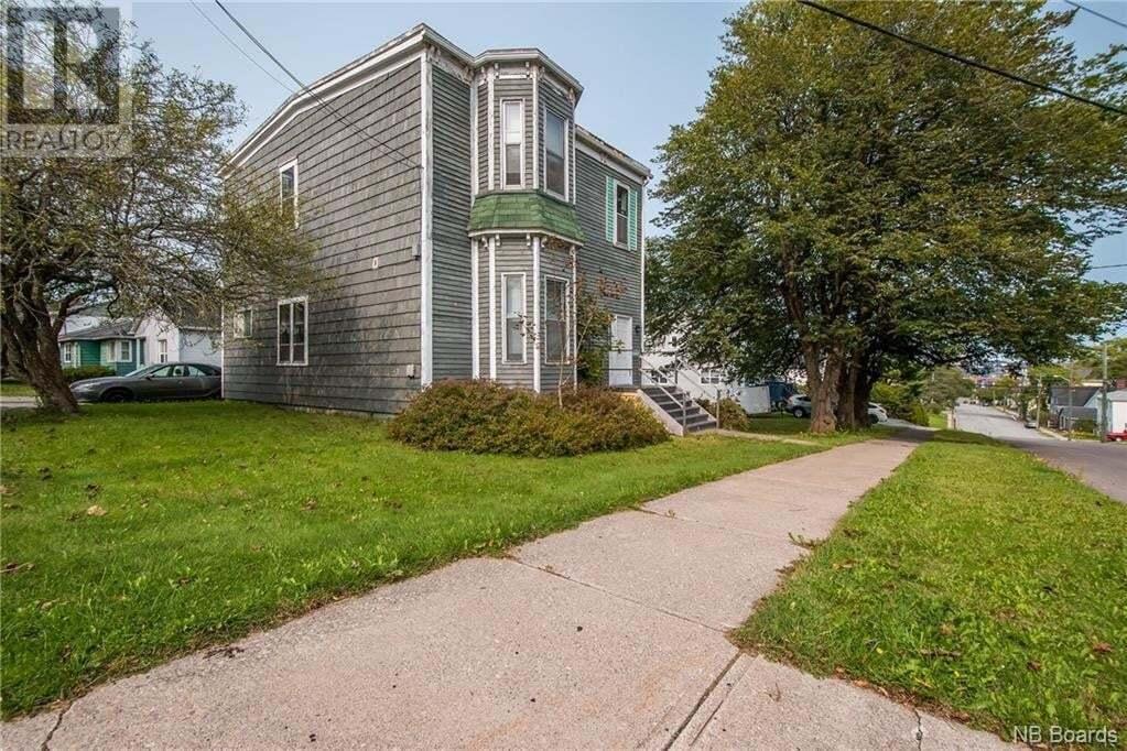House for sale at 328 Charlotte St Saint John New Brunswick - MLS: NB049498