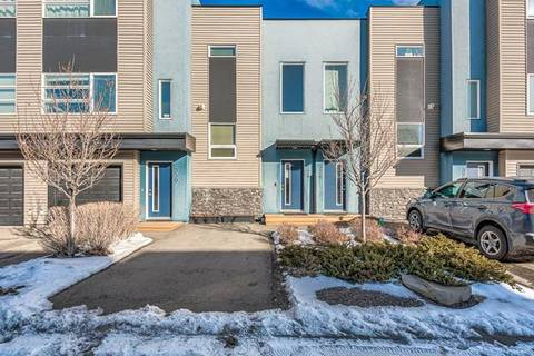 Townhouse for sale at 328 Covecreek Circ Northeast Calgary Alberta - MLS: C4291678