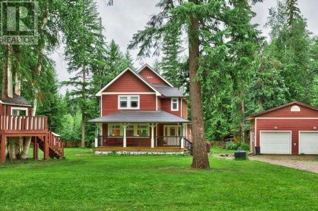 House for sale at 328 Dunlevy Road  Clearwater British Columbia - MLS: 157224