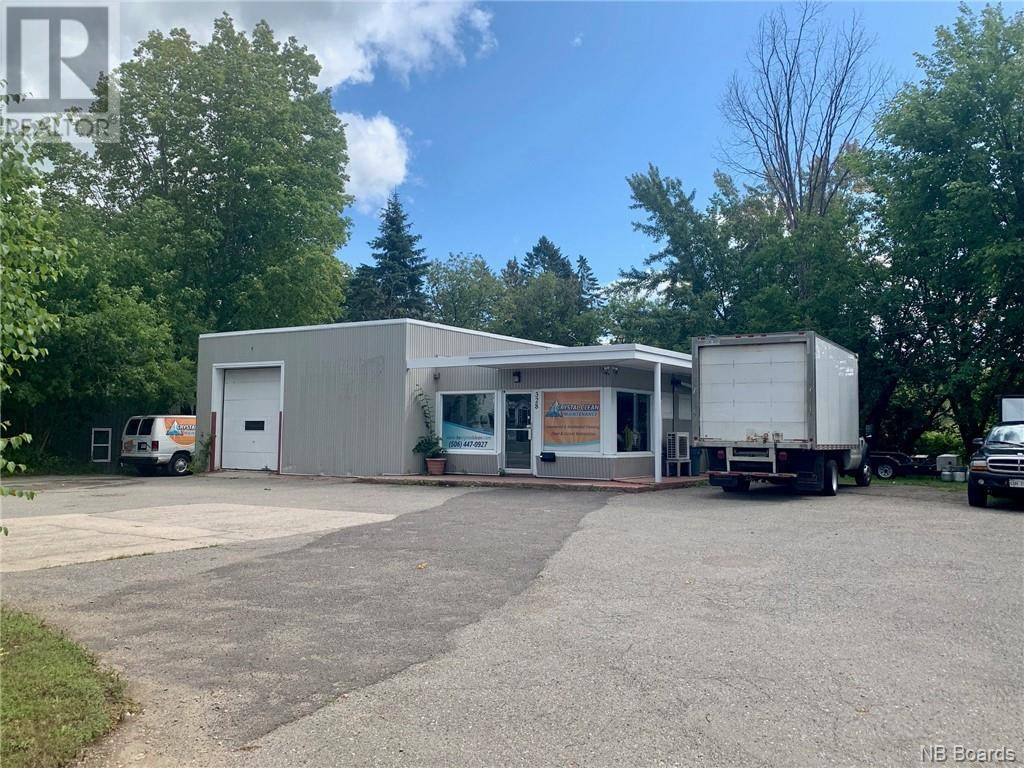 Commercial property for sale at 328 Gibson St Fredericton New Brunswick - MLS: NB041906