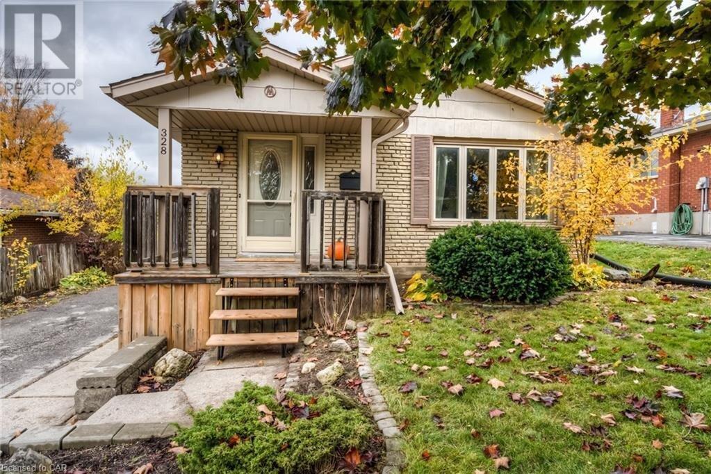 House for sale at 328 Grand Ridge Dr Cambridge Ontario - MLS: 40036412