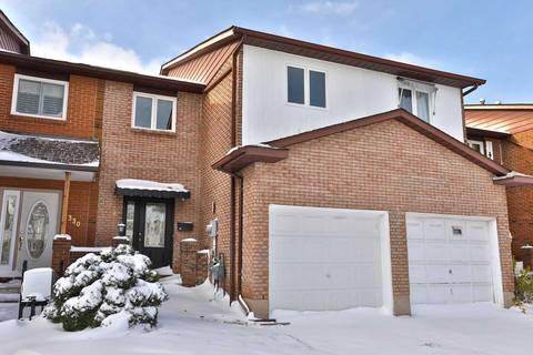 Townhouse for sale at 328 Macintosh Dr Hamilton Ontario - MLS: X4633381
