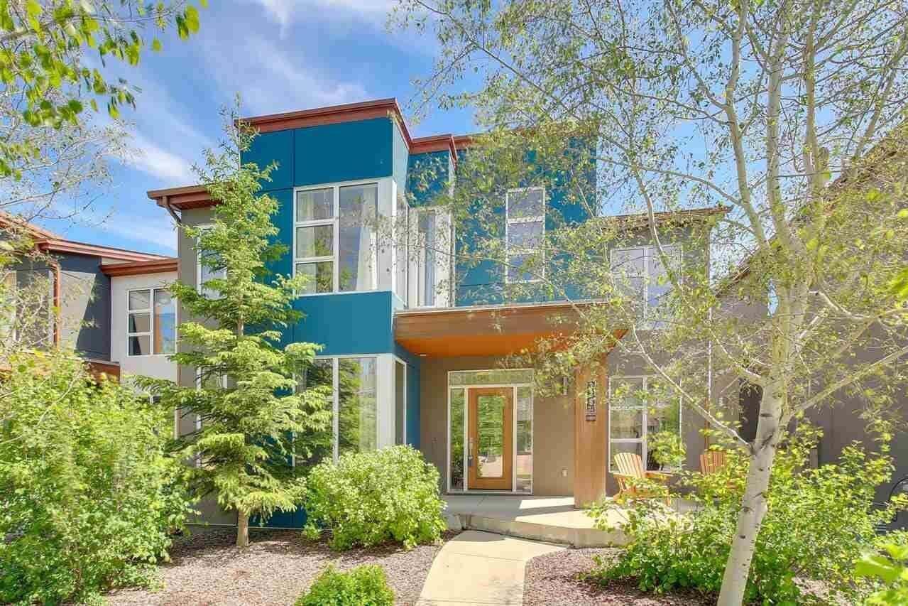 House for sale at 328 Magrath Bv NW Edmonton Alberta - MLS: E4192472