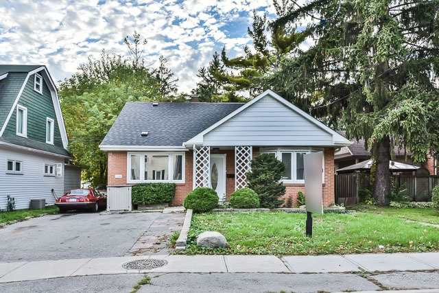 House for sale at 328 Main Markham Street Markham Ontario - MLS: N4273677