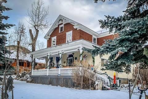 House for sale at 328 Muskrat  Banff Alberta - MLS: C4279286