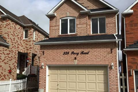 House for sale at 328 Perry Rd Orangeville Ontario - MLS: W4457501