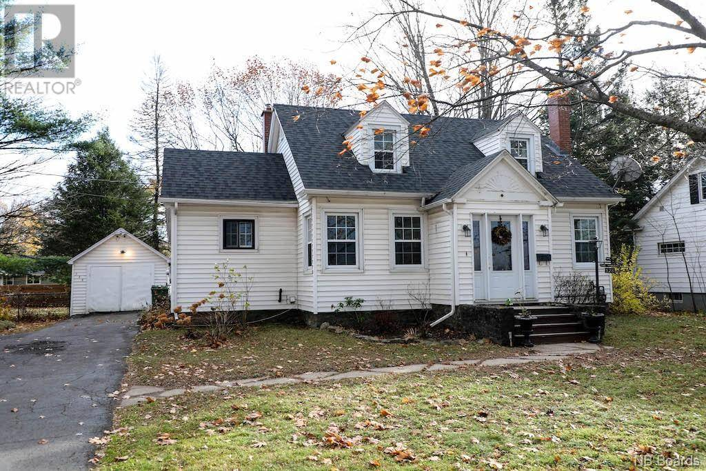 House for sale at 328 Woodstock Rd Fredericton New Brunswick - MLS: NB036718