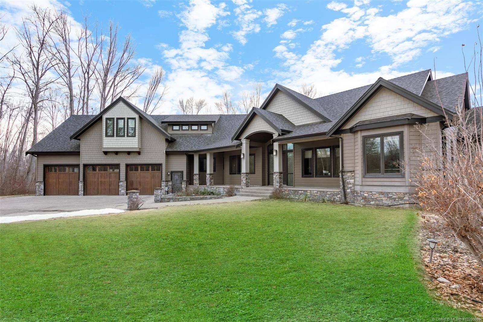 House for sale at 3280 Wildwood Rd Kelowna British Columbia - MLS: 10200855