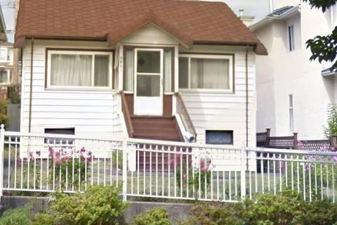 House for sale at 3281 7th Ave E Vancouver British Columbia - MLS: R2388747