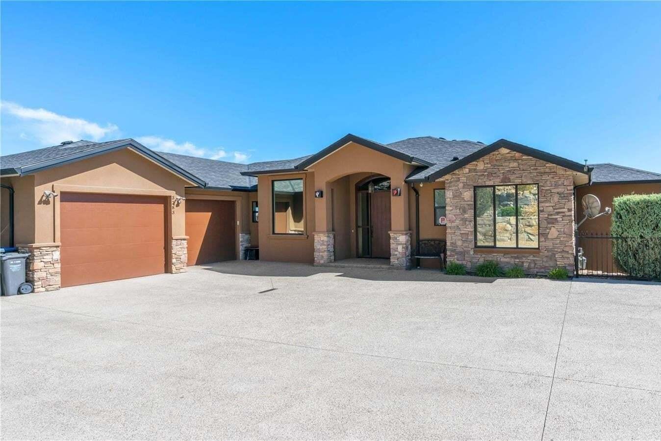 House for sale at 3283 Vineyard View Dr West Kelowna British Columbia - MLS: 10214864