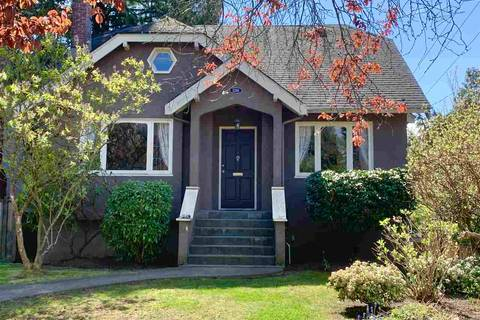 House for sale at 3284 35th Ave W Vancouver British Columbia - MLS: R2451377