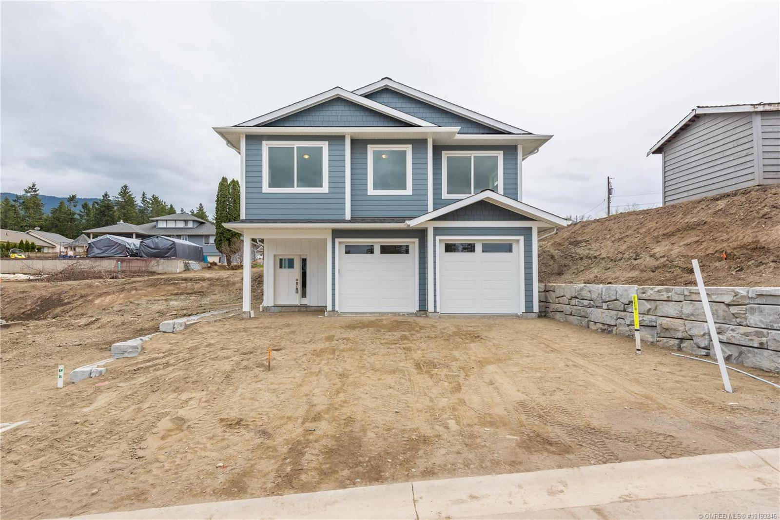 House for sale at 3285 Birban Ave Armstrong British Columbia - MLS: 10193246