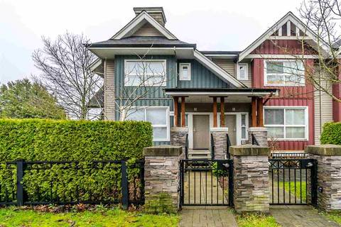 Townhouse for sale at 3286 54th Ave E Vancouver British Columbia - MLS: R2424532