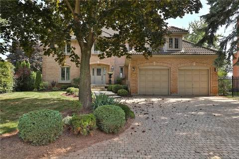House for rent at 3286 Shelburne Pl Oakville Ontario - MLS: W4583416