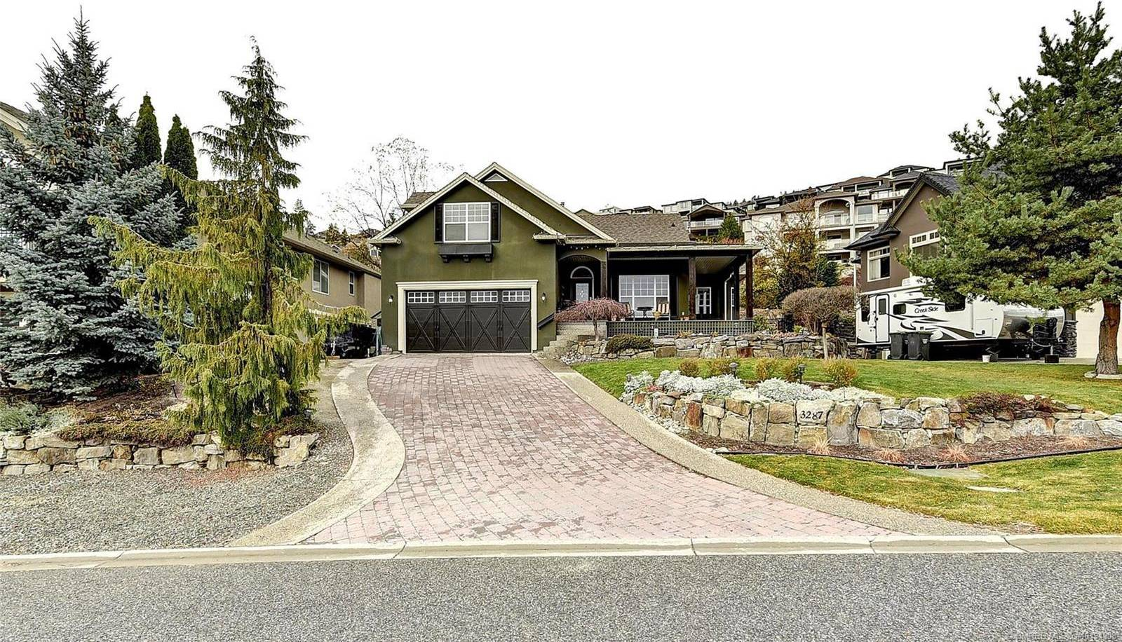 House for sale at 3287 Shiraz Ct West Kelowna British Columbia - MLS: 10194908
