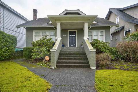 House for sale at 3287 22nd Ave W Vancouver British Columbia - MLS: R2438571
