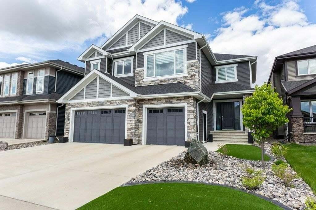 House for sale at 3287 Whitelaw Dr NW Edmonton Alberta - MLS: E4217002