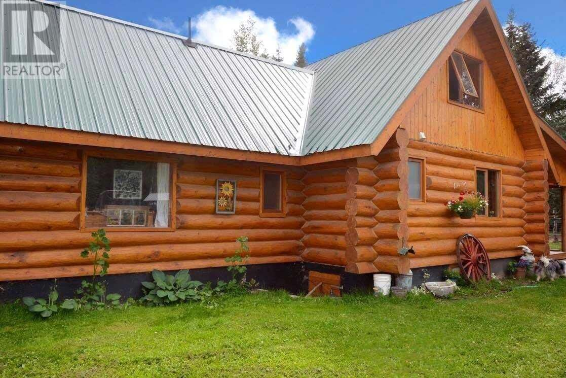 House for sale at 3289 Horsefly-quesnel Lake Rd Horsefly British Columbia - MLS: R2461733