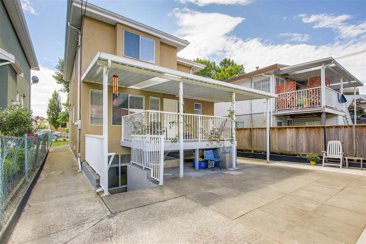 Sold: 3289 Parker Street, Vancouver, BC
