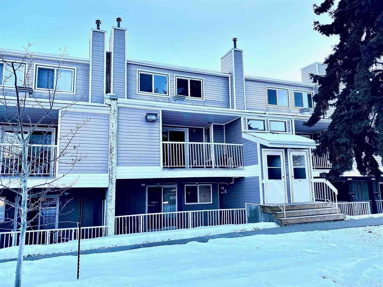 Townhouse for sale at 10404 24 Ave Nw Unit 329 Edmonton Alberta - MLS: E4176557