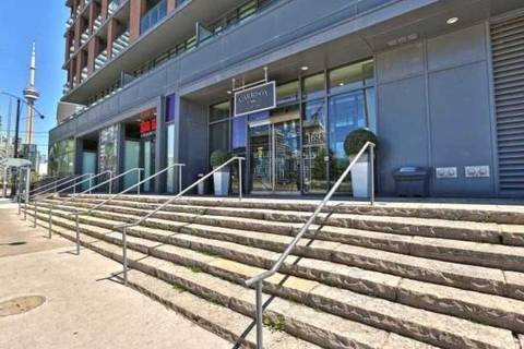 Apartment for rent at 169 Fort York Blvd Unit 329 Toronto Ontario - MLS: C4670800