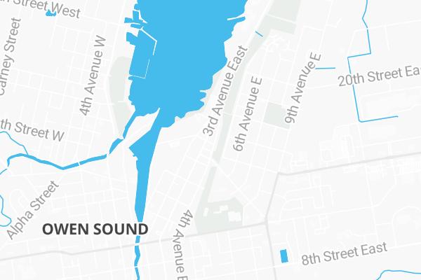 329 17th Street Owen Sound Sold Ask us Zoloca