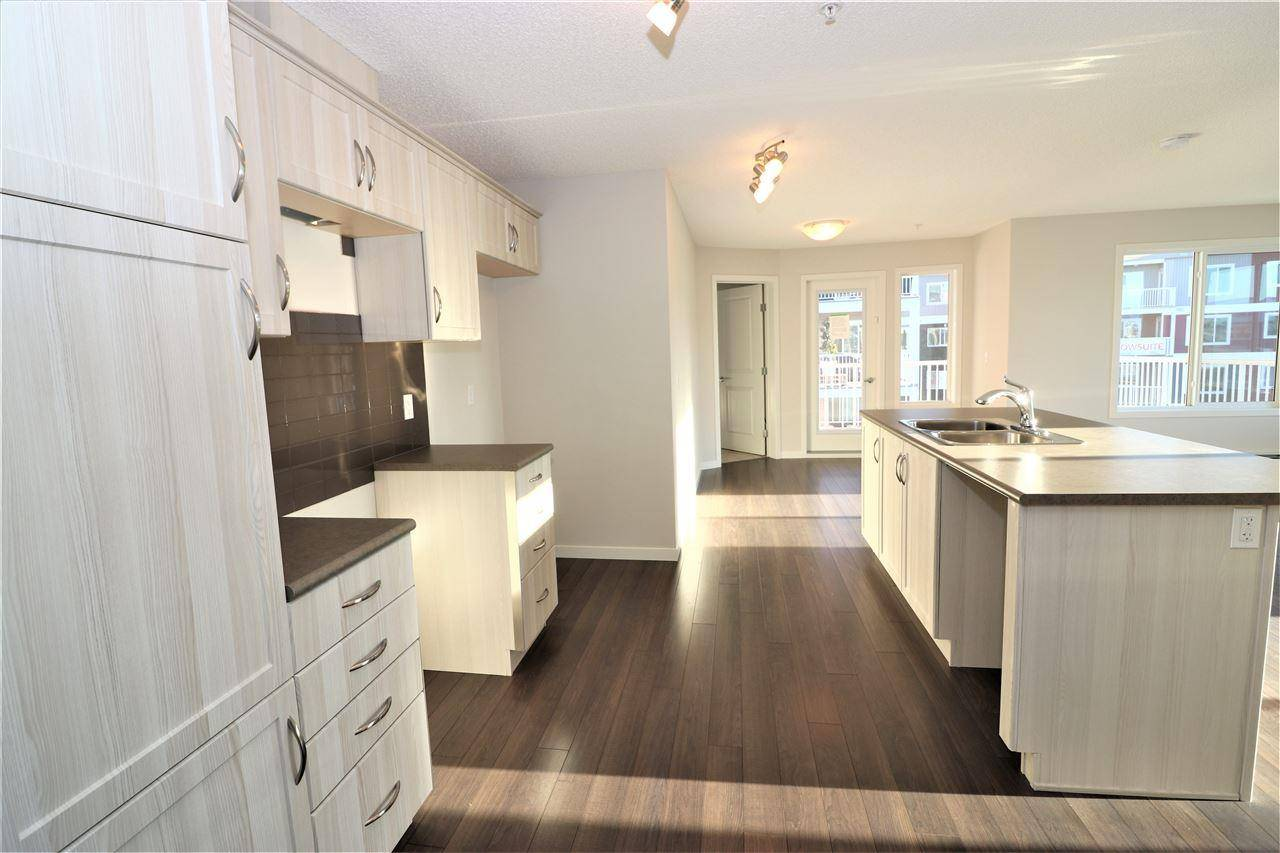 Condo for sale at 1820 Rutherford Rd Sw Unit 329 Edmonton Alberta - MLS: E4052579