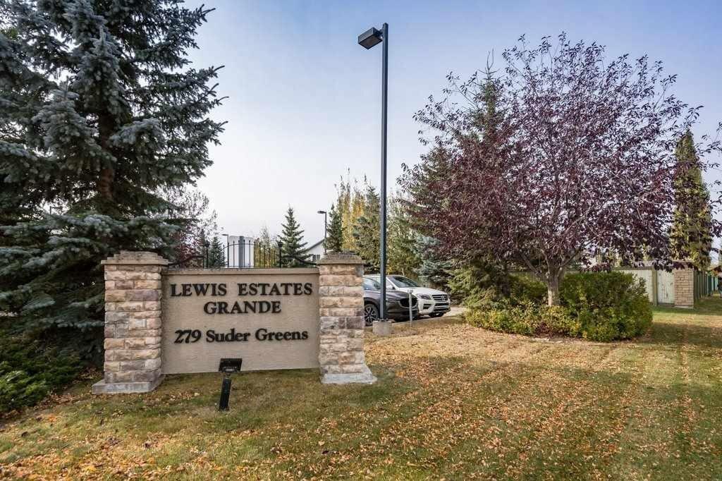 Condo for sale at 279 Suder Greens Dr NW Unit 329 Edmonton Alberta - MLS: E4225653