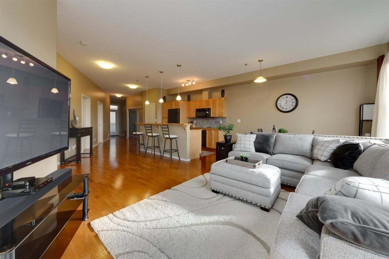 Condo for sale at 4831 104a St NW Unit 329 Edmonton Alberta - MLS: E4218156
