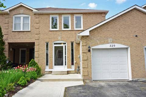 Townhouse for sale at 329 Assiniboine Tr Mississauga Ontario - MLS: W4462063