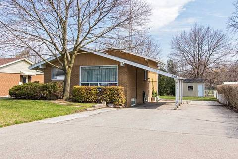 House for sale at 329 Bell St Milton Ontario - MLS: W4425532