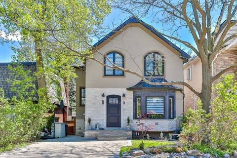 House for sale at 329 Broadway Ave Toronto Ontario - MLS: C4527133
