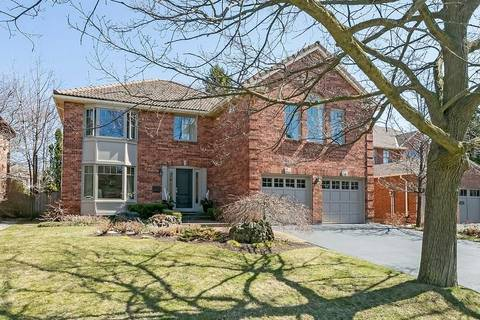 House for sale at 329 Claremont Cres Oakville Ontario - MLS: W4735927