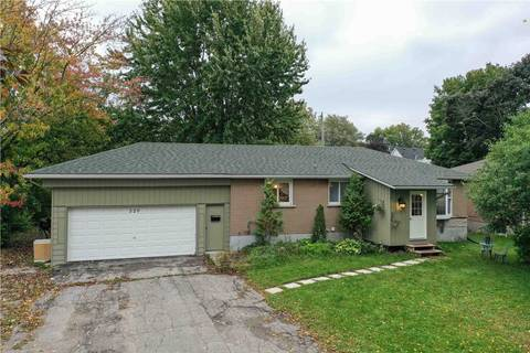 House for sale at 329 James St Orillia Ontario - MLS: S4595813