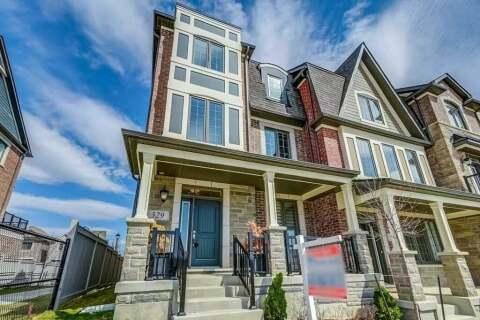 Townhouse for sale at 329 Kleinburg Summit Wy Vaughan Ontario - MLS: N4768482