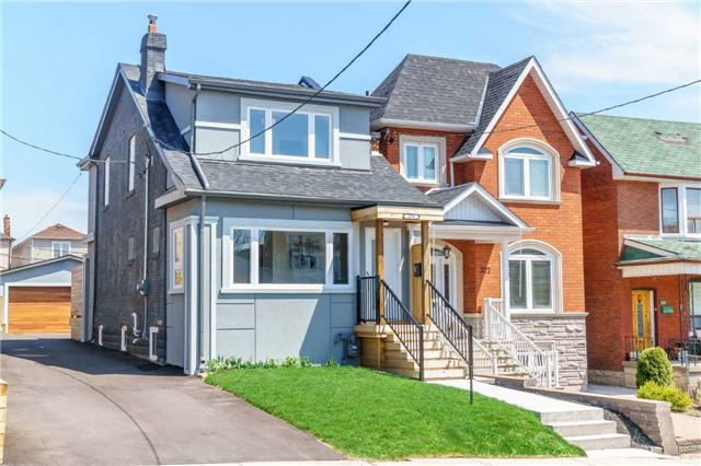 For Sale: 329 Nairn Avenue, Toronto, ON | 3 Bed, 3 Bath House for $1,249,800. See 20 photos!