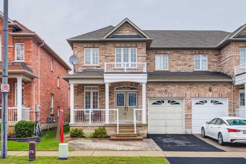 Townhouse for sale at 329 Racey Tr Milton Ontario - MLS: W4610041