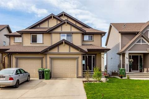 Townhouse for sale at 329 Sunset Common  Cochrane Alberta - MLS: C4243793